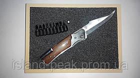 Туристический нож baladeo ECO 059