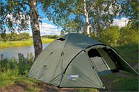 Палатка Terra Incognita Zeta 4 серия Walk.