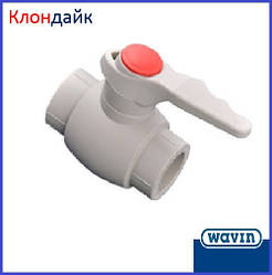 Wavin Кран Шаровый 40