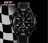 Часы Street Racer GT Черные с белым, фото 1