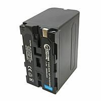 Аккумулятор Sony NP-F970, Li-ion, 6600 mAh (BDS2652)