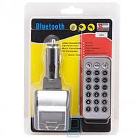 Bluetooth FM-модулятор 505 Micro SD, USB Серебристый