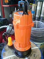 Насос погружной дренажный Qdx3 высота подъема воды 20 м