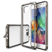 Чехол Ringke Fusion для Samsung Galaxy Alpha (Smoke Black)