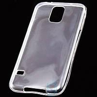 Чехол силиконовый Samsung Galaxy S5 i9600 прозрачный