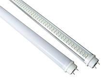 Лампа светодиодная  LED T8 18W 1750LM 175-265V 6500K / LM760 стекло
