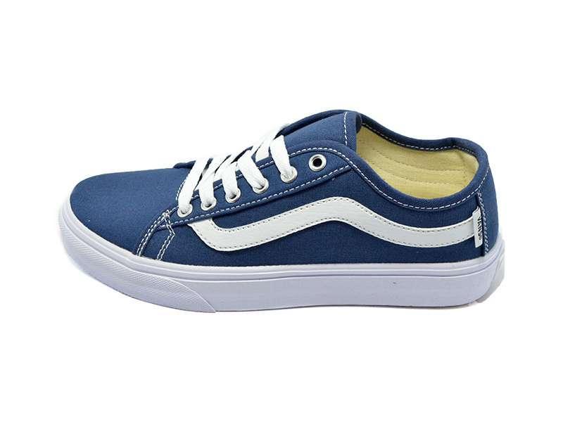 Мужские Кеды Vans Old Skool Blue P  45 45 — в Категории