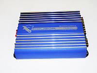 Практичный 4-х канальный усилитель Cougar 700.4 2000Вт. Хорошее качество. Купить онлайн. Код: КДН1952