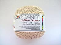 Пряжа Cotton Legacy, хлопок 100% (50г/560м) (00)