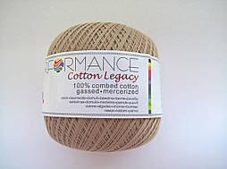 Пряжа Cotton Legacy, хлопок 100% (50г/560м) (214)
