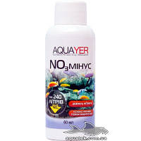 AQUAYER NO3 минус 60 мл