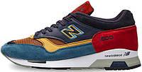 Мужские кроссовки New Balance 1500 MiUK Yard Pack Blue/Red 43
