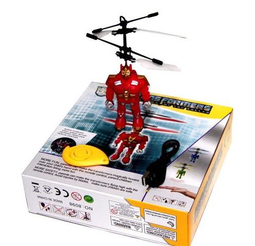 Летающий робот на радиоуправлении Transformers