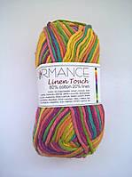 Пряжа Linen Touch, 80% хлопок/20% лен (50г/65м) (9073)