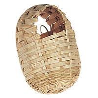 КАРЛИ-ФЛАМИНГО БРИДИНГ НЕСТ ВИЛЛОУ ЭКЗОТИК гнездо для экзотических птиц
