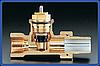 Icma Термостатична голівка з виносним датчиком 28*1,5, фото 4