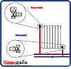 Icma Термостатична голівка з виносним датчиком 28*1,5, фото 5