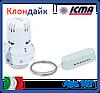 Icma Термостатична голівка з виносним датчиком 28*1,5, фото 7