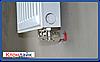 Icma Двотрубний вентиль для панельного радіатора кутовий, фото 5