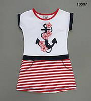 Летнее платье для девочки. 2-3;  3-4 года, фото 1
