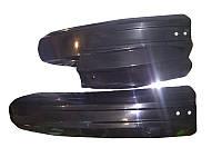 Болотники / Крыло / щитки (передний + задний) для велосипеда