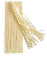 Кисть тассел ваниль 35 см длина (собрана)