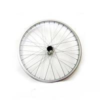 """Колесо 24"""" заднее с хромированным стаканом для велосипеда"""