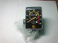 Спидометр механический со стрелочкой для велосипеда JY - 092 (квадратный)