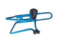 Фляго держатель синий для велосипеда