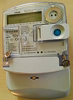 Электросчетчик ISKRA ME382-D2 10(100)A с GSM/GPRS-модемом (с встроенным размыкателем) 1ф., многотарифный