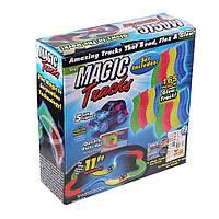 Складной трек для гоночных автомобилей Magic Tracks (165 деталей)