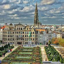 """Экскурсионный тур в Европу """" Weekend в Брюсселе"""""""