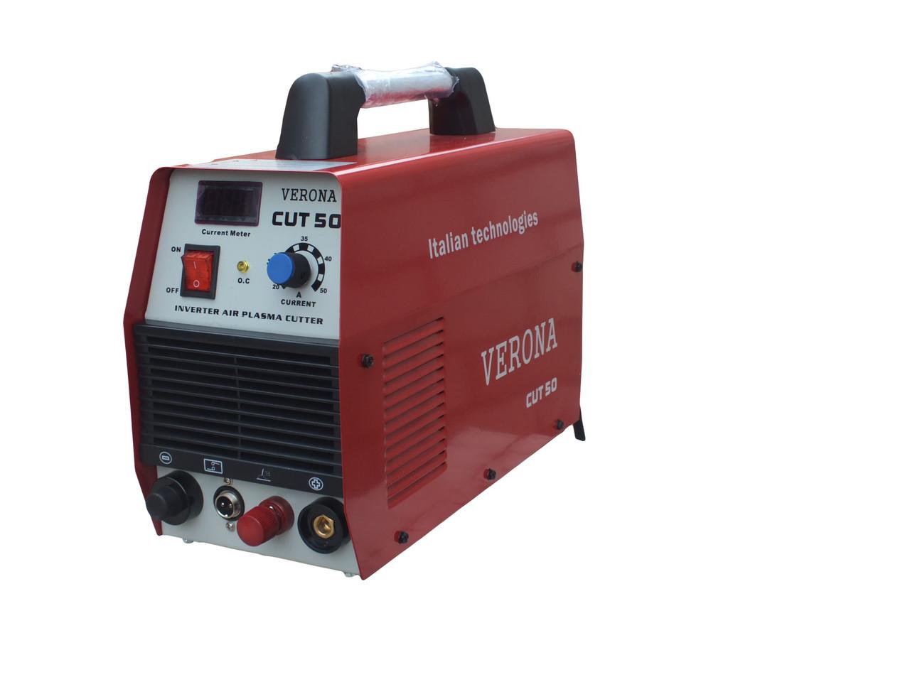 Аппарат воздушно-плазменной резки VERONA CUT 50 с бесконтактным поджигом