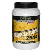 Гейнер Muscle Juice 2544,  2,25 кг Ultimate Nutrition