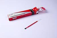 Стержень сменный гелевый Aihao 0.5 mm, красный, №AH-650, ампулки для шариковых ручек