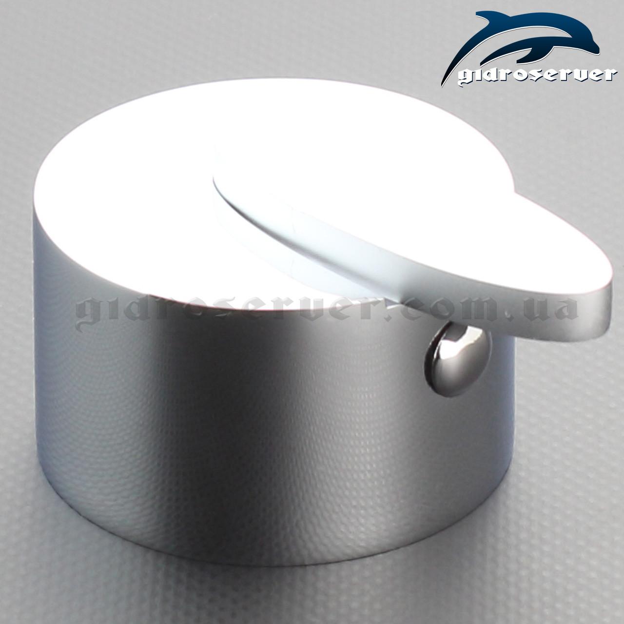 Ручка перемикання режимів для змішувача душової кабіни, гідромасажного боксу RD-02.