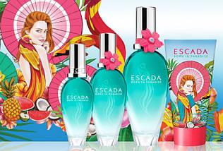 Escada Born in Paradise туалетная вода 100 ml. (Эскада Борн Ин Парадайс), фото 3