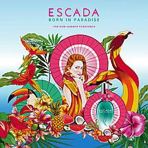Escada Born in Paradise туалетная вода 100 ml. (Эскада Борн Ин Парадайс), фото 2