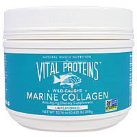 Vital Proteins, Marine Collagen, Wild Caught, Unflavored, 10.16 oz (288 g)