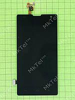 Дисплей Huawei Honor 3C H30-U10 с сенсором Копия Черный