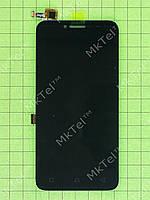 Дисплей Lenovo A Plus (A1010a20) с сенсором Оригинал элем. Черный