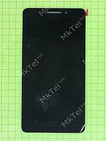 Дисплей Lenovo Phab Plus PB1-770M с сенсором Оригинал Б/У Черный