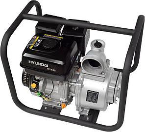Мотопомпа Hyundai HY 100, фото 2