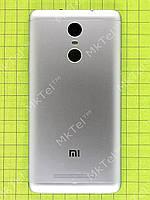 Задняя крышка Xiaomi Redmi Note 3 Оригинал Китай Черный