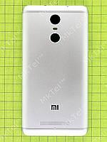 Задняя крышка Xiaomi Redmi Note 3 Оригинал Китай Белый