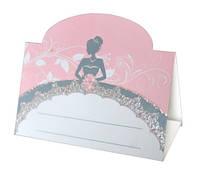Банкетница свадебная, рассадочная карточка №159