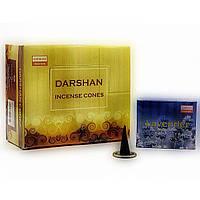 Благовония Lavender Darshan 10шт/уп. Аромапалочки Лаванда (21725)