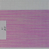 Рулонные шторы День-Ночь Ткань Женева ВМ-23 Сиреневый