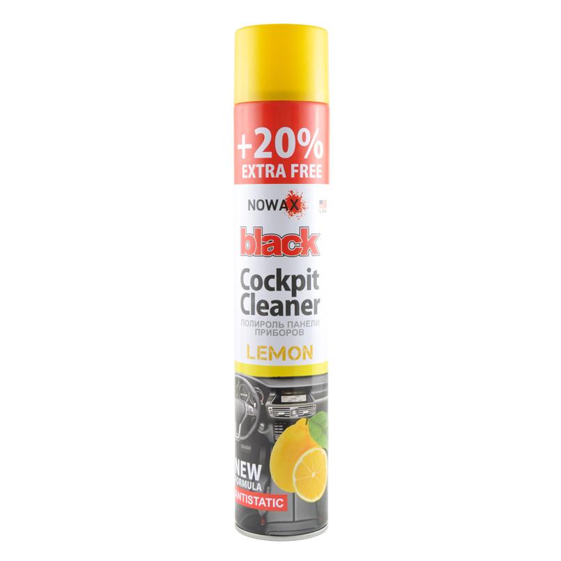 Полироль Nowax Лимон 750 мл