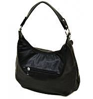 Сумка Женская Классическая иск-кожа 08-5 15140 black, сумка повседневная, средняя